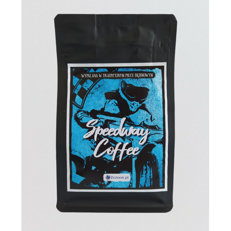 Speedway Coffee - ziarnista