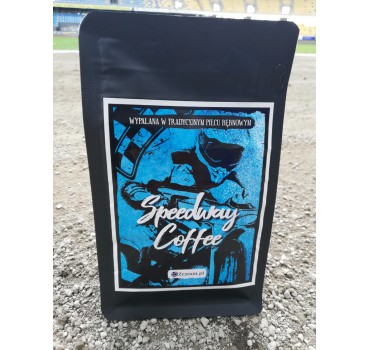 Speedway Coffee - mielona dla kawoszy