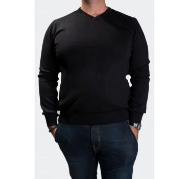 Sweter czarny