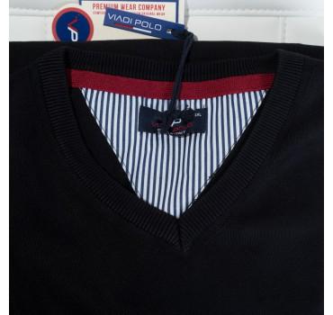Sweter czarny metka
