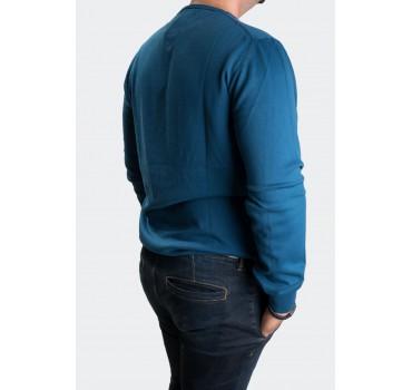 Sweter morski tył