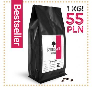 Kawa mielona Espressto 1kg